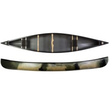 """Old Town Discovery 169 Canoe - 16'9"""" in Camo - 2nds"""