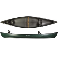 Old Town Guide 160 Canoe - 16' in Green - 2nds