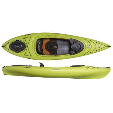 Old Town Loon 106 Recreational Kayak - Sit-In in Lemongrass - 2nds