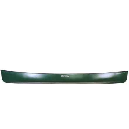 "Old Town Penobscot 164 Canoe - 16'4"" in Green - 2nds"