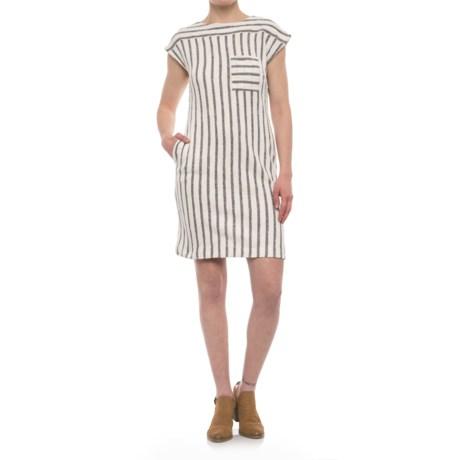 Oak Woman Asymmetric Cotton-jersey Dress Gray Size S OAK ZF2ItNP