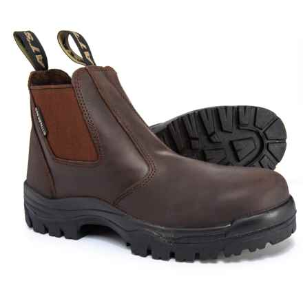 Oliver All-Terrain Chelsea Work Boots - Composite Safety Toe 7cf87373a5