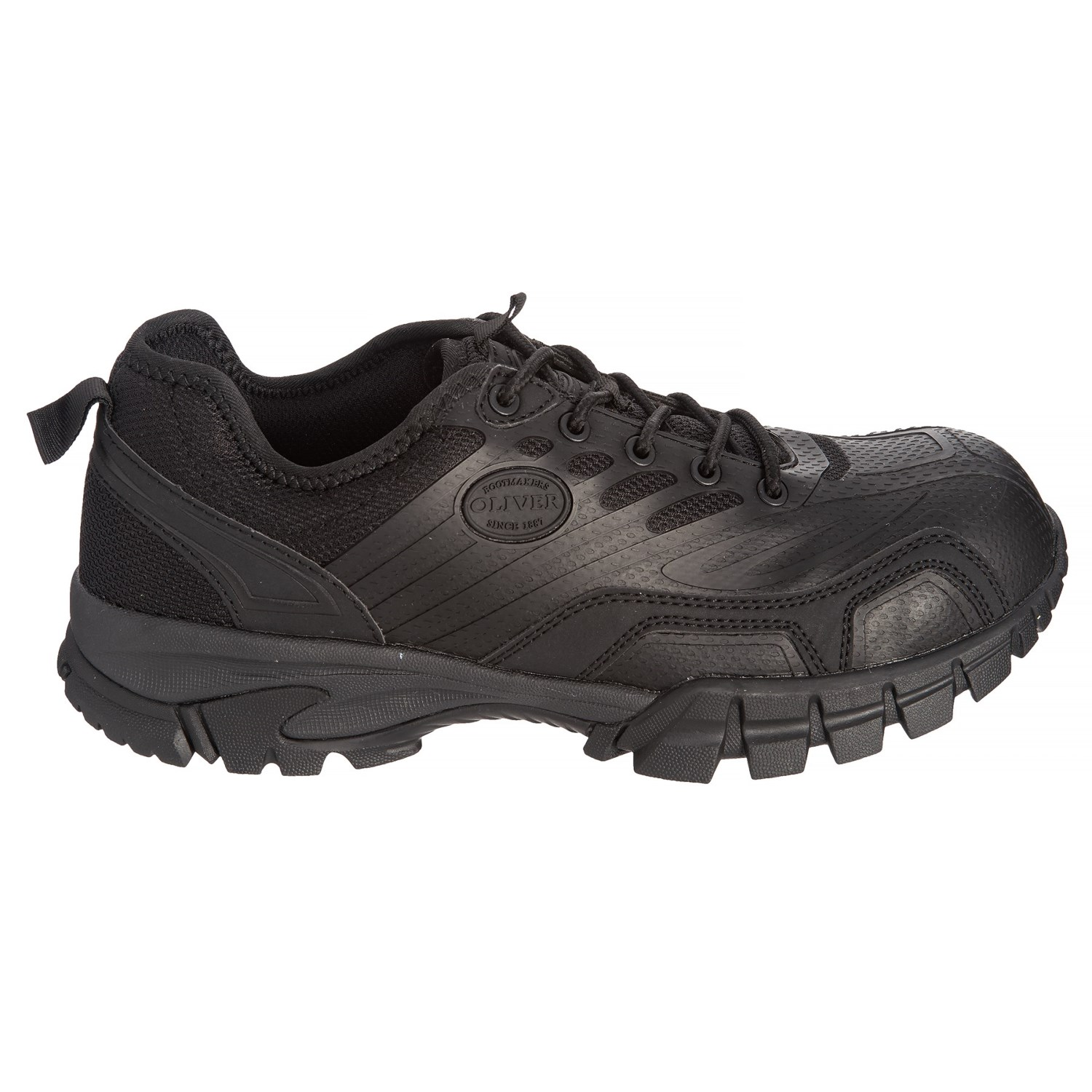 d63b2dd3b8f Oliver Circuit Series Athletic Work Shoes - Composite Safety Toe (For Men)