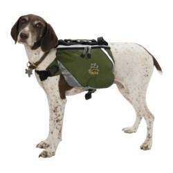 OllyDog Dog Pack - Medium  in Forest