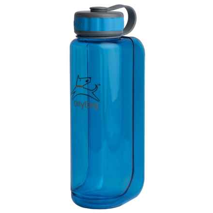 OllyDog OllyBottle Water Bottle - BPA-Free, 32 fl.oz. in Ocean - Closeouts