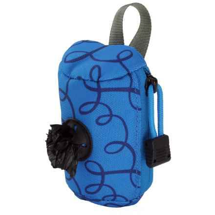 OllyDog Pick-Up II Dog Bags in Blue Loops - Closeouts
