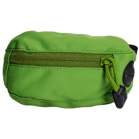 Ollydog Pick-Up Pouch in Lime