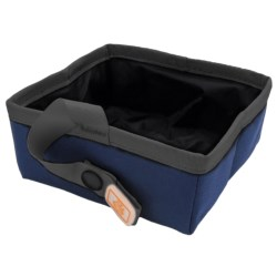 OllyDog Sipper Travel Bowl - Small in Navy