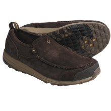 OluKai Kama Hele Shoes - Recycled Materials (For Men) in Dark Java - Closeouts