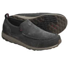 OluKai Kama Hele Shoes - Recycled Materials (For Men) in Warm Black - Closeouts