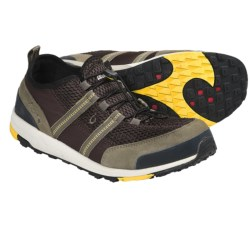 OluKai Kia'i Trainer Shoes (For Men) in Dark Java/Dirt