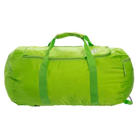 "Olympia 19"" Collapsible Duffel Bag in Lime - Closeouts"