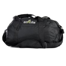 "Olympia 21"" Sport Duffel Bag in Black - Closeouts"