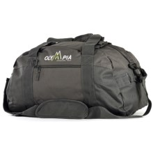 "Olympia 21"" Sport Duffel Bag in Grey - Closeouts"