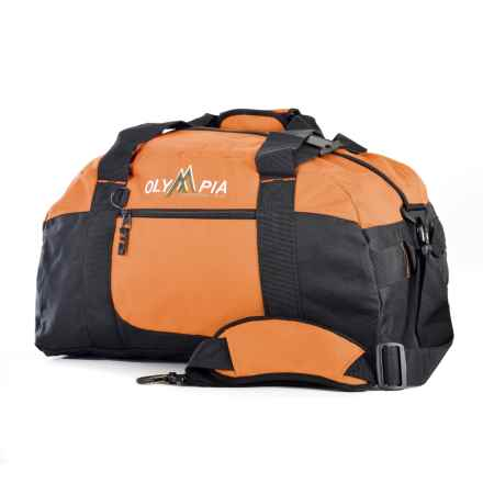 "Olympia 21"" Sport Duffel Bag in Orange - Closeouts"