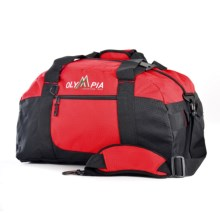 "Olympia 21"" Sport Duffel Bag in Red - Closeouts"