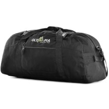 "Olympia 30"" Sport Duffel Bag in Black - Closeouts"