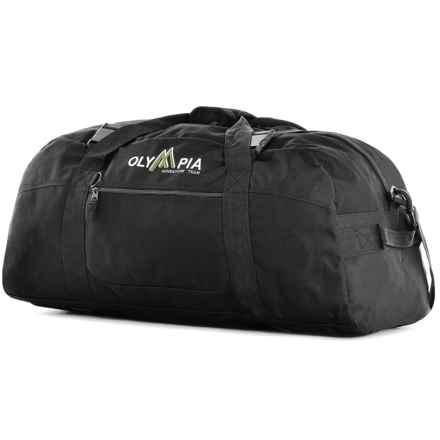 "Olympia 30"" Sport Duffel Bag in Black - Closeouts"