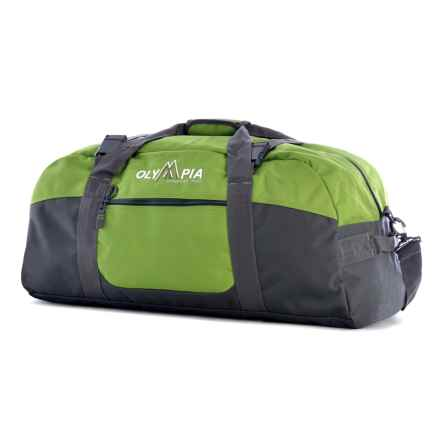 "Olympia 30"" Sport Duffel Bag in Green - Closeouts"