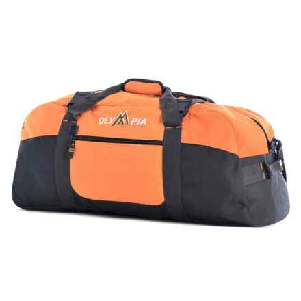 "Olympia 30"" Sport Duffel Bag in Orange - Closeouts"