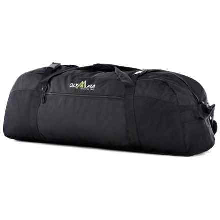 "Olympia 36"" Sport Duffel Bag in Black - Closeouts"