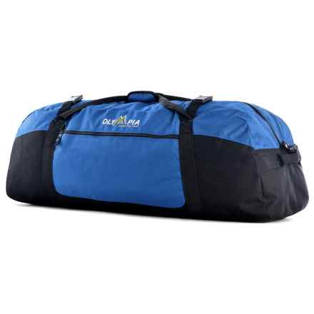 "Olympia 36"" Sport Duffel Bag in Royal Blue - Closeouts"