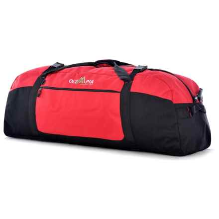 "Olympia 42"" Sport Duffel Bag in Red - Closeouts"
