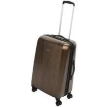 "Olympia Aerolite Carry-On Spinner Suitcase - 20"" in Olive - Closeouts"