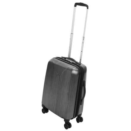 "Olympia Aerolite Spinner Suitcase - 25"" in Charcoal Grey - Closeouts"