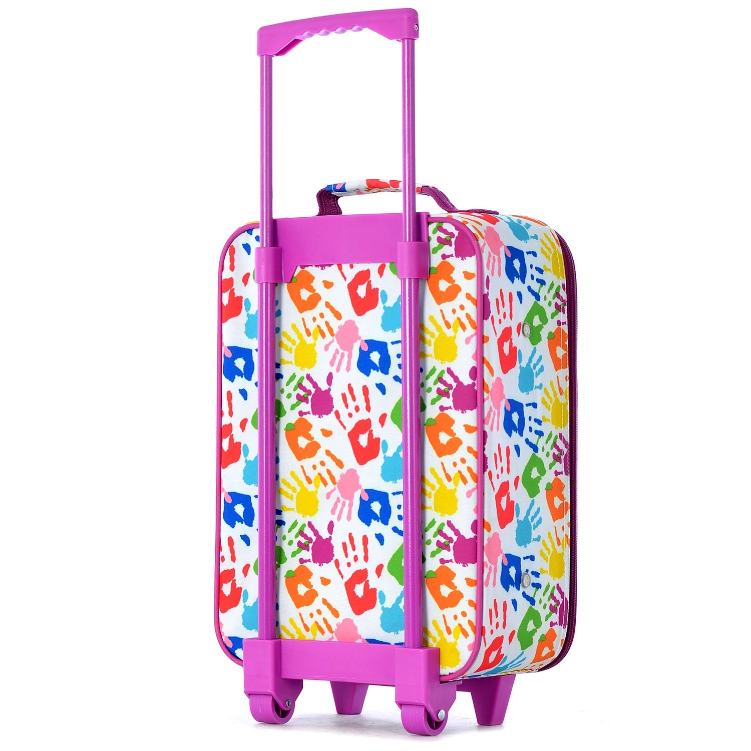 Olympia Kids Playday Collection Rolling Carry-On Suitcase - 19 ...