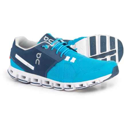 On Cloud Running Shoes (For Men) in Malibu/Denim - Closeouts