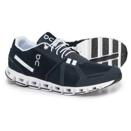 On Cloud Running Shoes (For Men) in Navy/White - Closeouts