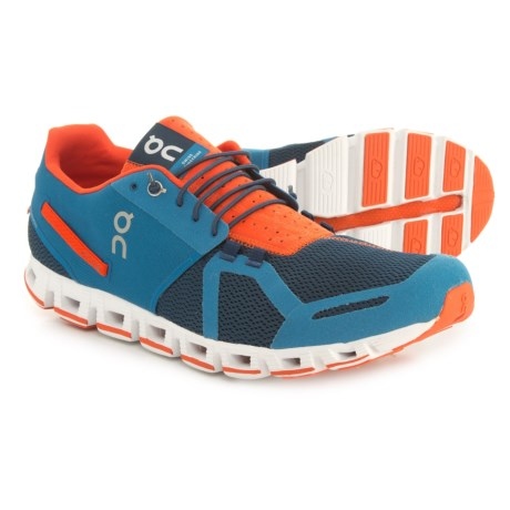 On Cloud Running Shoes (For Men) in Pacific/Sunset