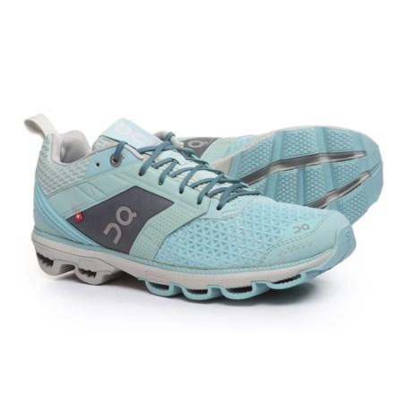 On Cloudcruiser Running Shoes (For Women) in Aqua/Moon