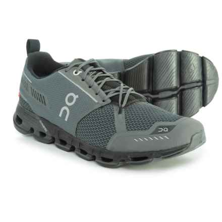 On Cloudflyer Running Shoes (For Men) in Rock/Black - Closeouts
