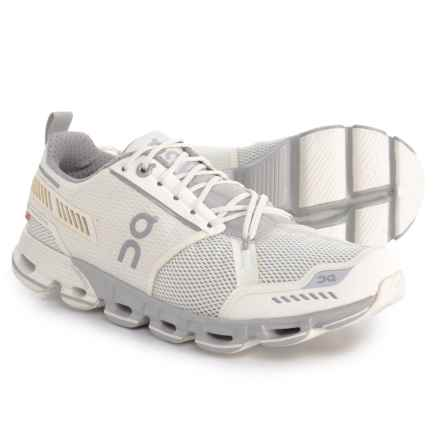 On Cloudflyer Running Shoes (For Women) in White/Crystal - Closeouts