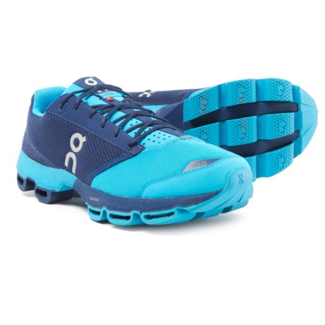 On Cloudster Running Shoes (For Men) in Malibu/Sea
