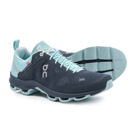 On Cloudsurfer Running Shoes (For Men) in Navy/Steel - Closeouts