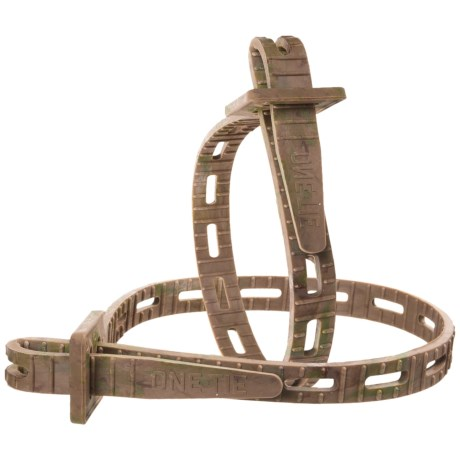 """One-Tie Reusable Strap - 20"""", 2-Pack in Camo"""