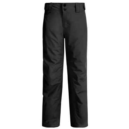 O'Neill Anvil Thinsulate® Snow Pants - Waterproof, Insulated (For Little and Big Boys) in Black Out - Closeouts