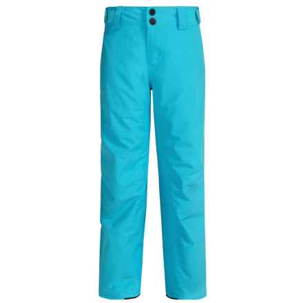 O'Neill Anvil Thinsulate® Snow Pants - Waterproof, Insulated (For Little and Big Boys) in Cyan Blue - Closeouts