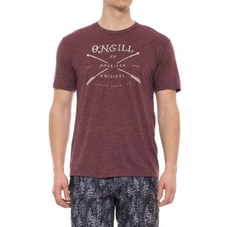 O'Neill Arrows Tri-Blend T-Shirt - Short Sleeve (For Men