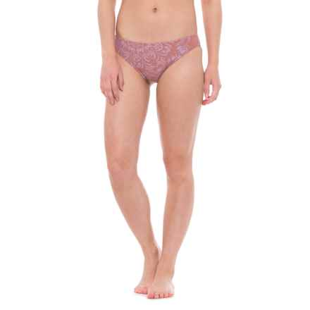 O'Neill Ascend Surf Bikini Bottoms - Hipster (For Women) in Caramel - Closeouts