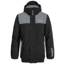 O'Neill Baller II Ski Jacket (For Little and Big Boys) in Black Out - Closeouts