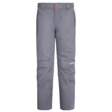 O'Neill Charm Snow Pants - Waterproof, Insulated (For Little and Big Girls) in Siberian Grey - Closeouts