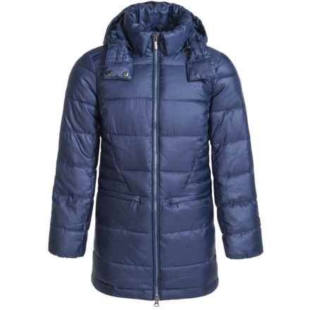 O'Neill Control Jacket - Waterproof, Insulated (For Little and Big Girls) in Crown Blue - Closeouts