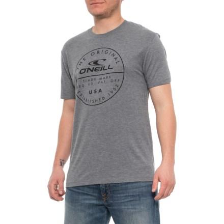 180e027c22cc3 O'Neill Conversion Tri-Blend Slub T-Shirt - Short Sleeve (For