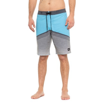 455964f33e5cf O'Neill Cooper Color-Block Boardshorts (For Men) in Cyan