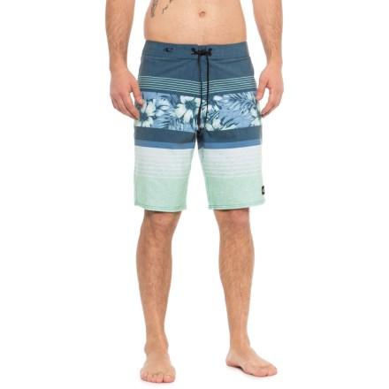 e91a0c990556e O'Neill Cooper Floral Boardshorts (For Men) in Green