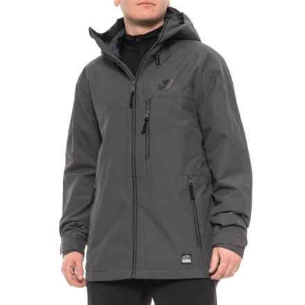 O'Neill Exile Ski Jacket - Waterproof, Insulated (For Men) in Grey - Closeouts